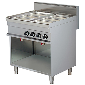 Bain marie electric 2xGN1/1