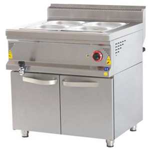 Bain marie electric, 800x700x850mm