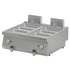 Bain marie electric, 800x730x280mm